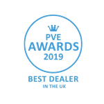 PVE Awards 2019 Best Dealer in Europe
